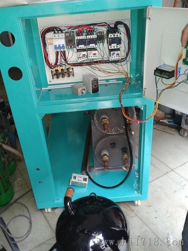 销售制冷压缩机及防腐冷水机,工业冷水机,海鲜鱼池冷水机等制冷设备.