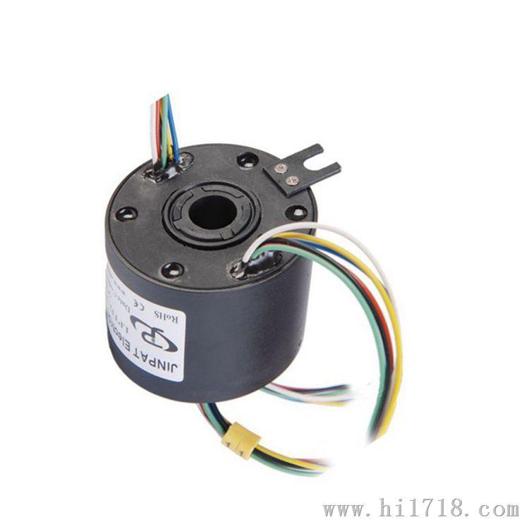 型号/规格:JSR-TH024系列过孔滑环 产品描述:过孔滑环导电滑环电气旋转接头空心轴滑环,也叫过孔式滑环,什么是过孔式滑环?滑环的结构有很多种,根据结构,使用领域,传输介质等都有不同的分类法,过孔式...