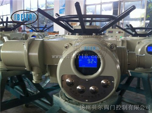 厂家直销智能一体化电动执行器