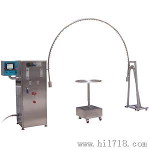 摆管淋雨试验装置30年品质工厂
