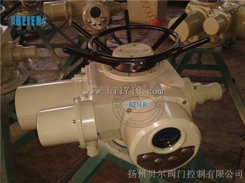 DZW智能调节型阀门电动装置