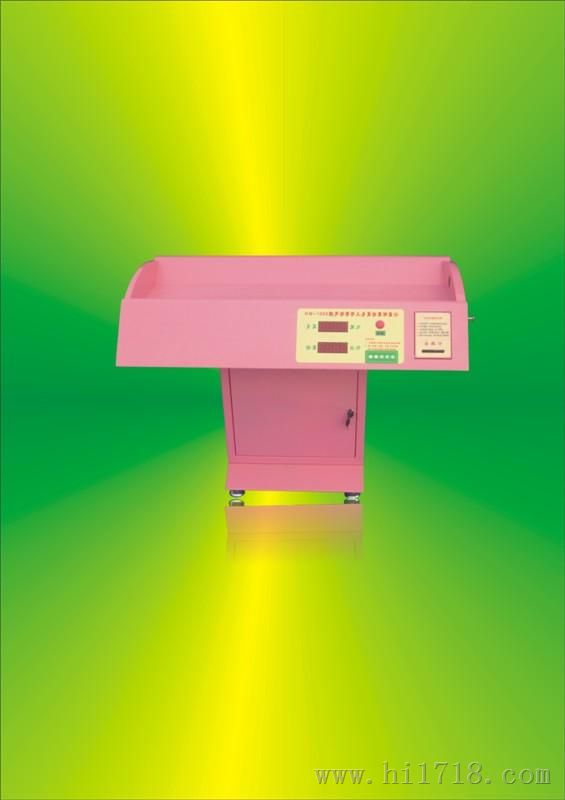 供应商:河南郑州凯元电子有限公司 描述:婴幼儿身高体重测量仪标准