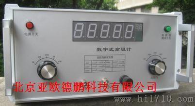 数字式高阻计/高阻计DP-GZ-10/GZ10