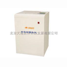 HW-5000C全自动量热仪厂家