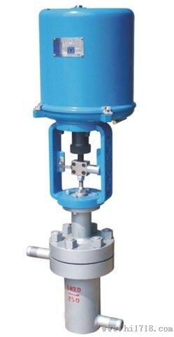 t961h高压给水电动调节阀图片
