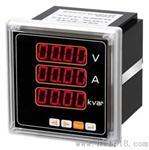 PD194UIQ-9K1单相电压电流无功功率数显组合电力仪表