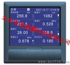 蓝屏无纸记录仪DP-VX5000