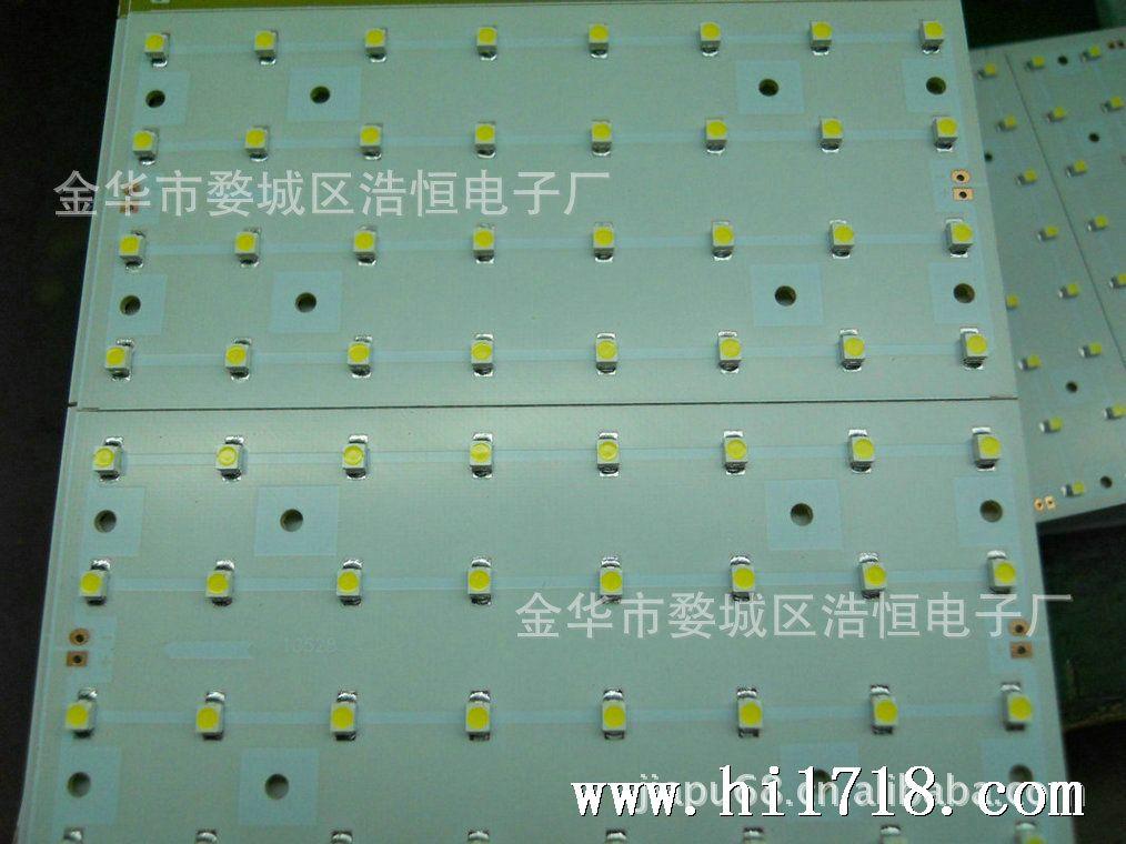 直销供应 led灯板led电路板 led灯条线路板