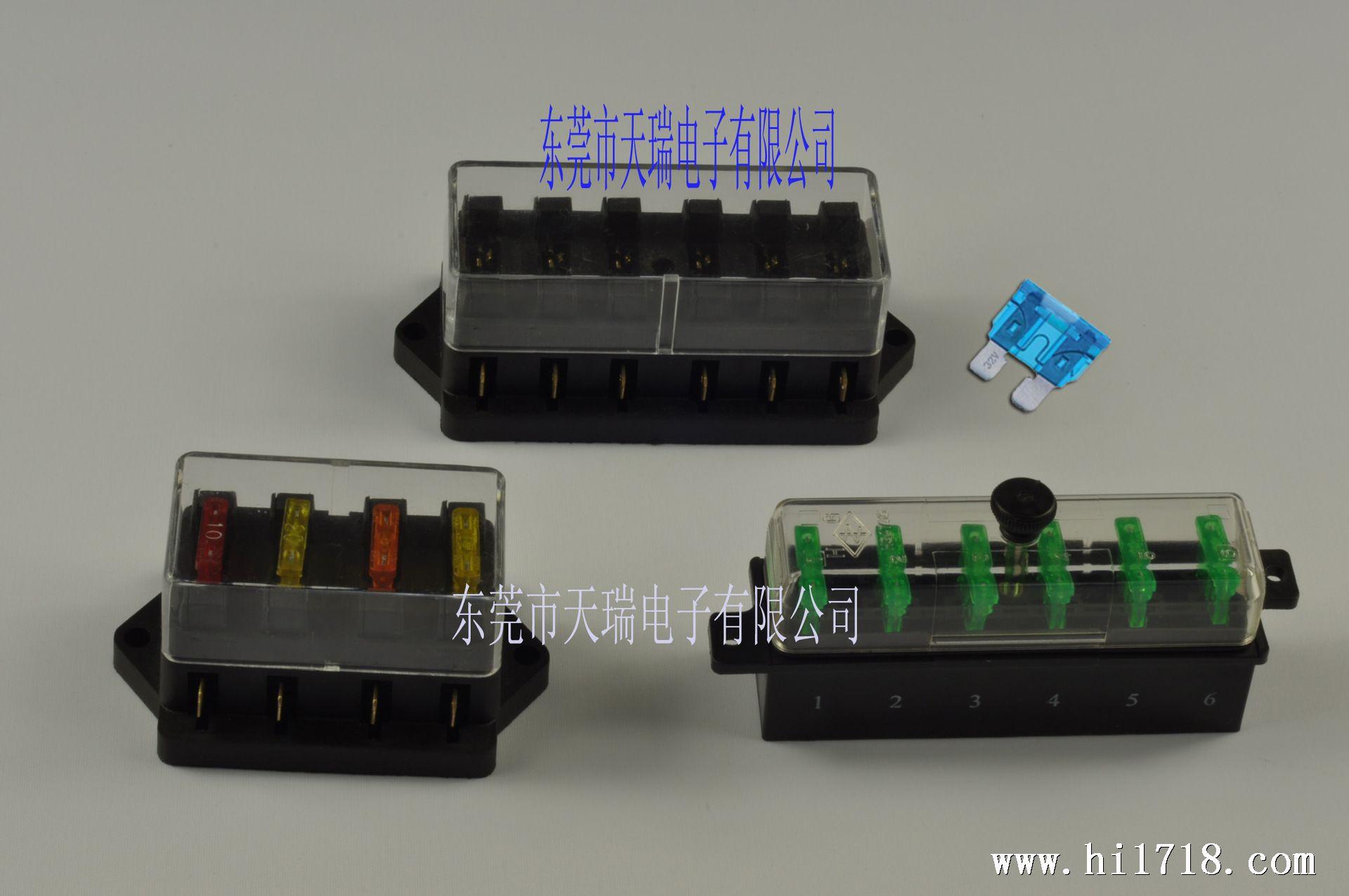 [汽车保险丝厂家]汽车保险丝auto fuse ab19蓄电池熔断器