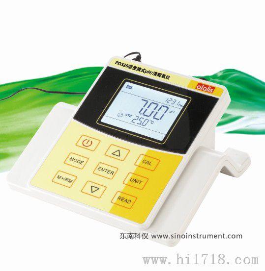 alalis安莱立思pH410型台式pH计-东南科仪代理