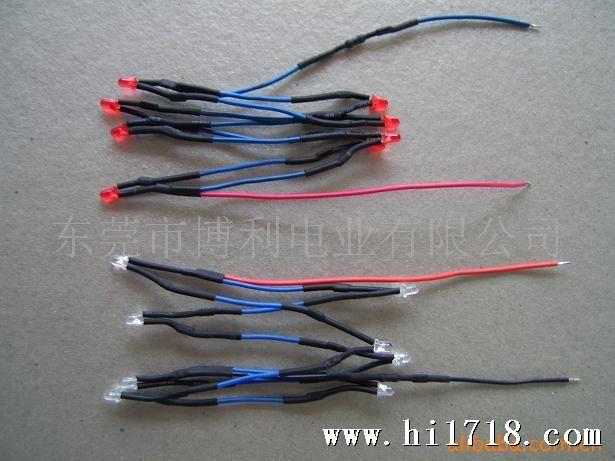 供应电器内部配线,电子连接线