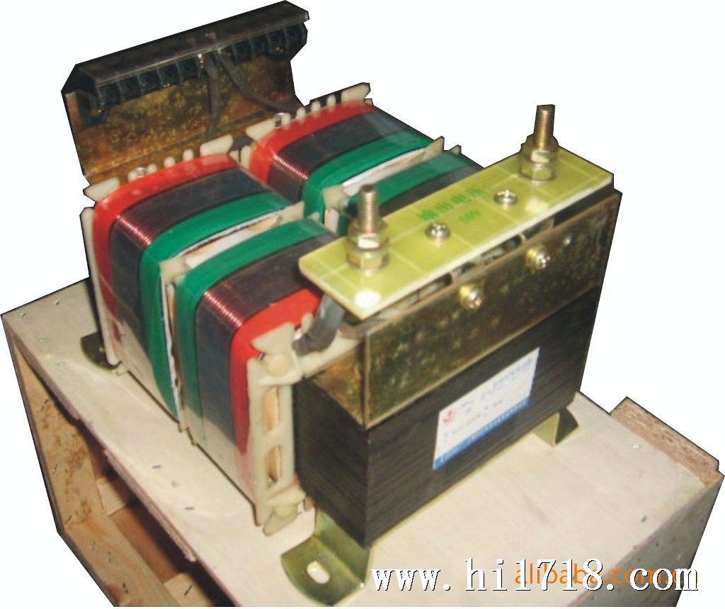 ※变压器 -- 结构特征(bk(dk)控制变压器) bk变压器按结构分