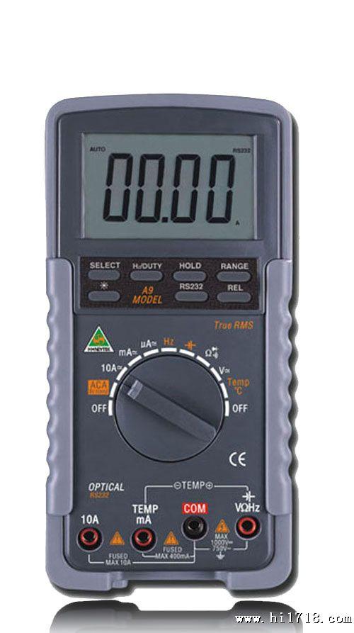 供应香港山创数字万用表a9·电子工具·福禄克万用表