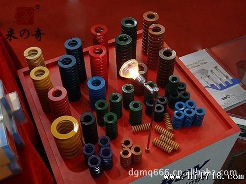 塑胶模具零件结构图解