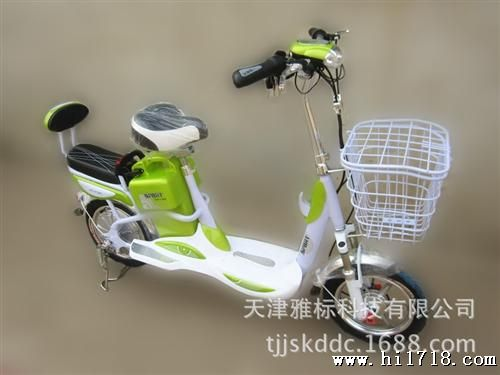 津赛克 电动自行车 电瓶车 新款电动车 电动车批发 天津电动车