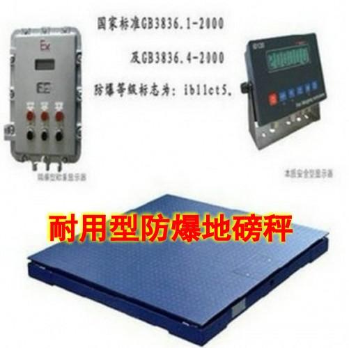 防爆地磅-宏力xk3101-3000防爆地上衡价钱