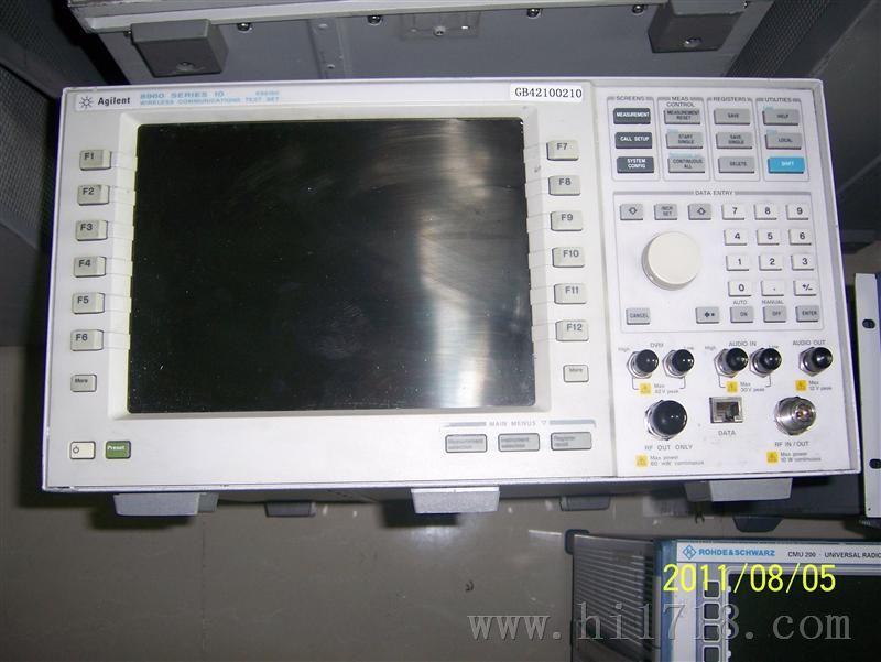 8960无线通信测试仪包括gsm