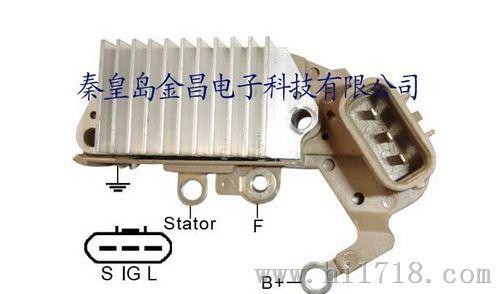 汽车发电机电压调节器-秦皇岛金昌电子科技有限公司