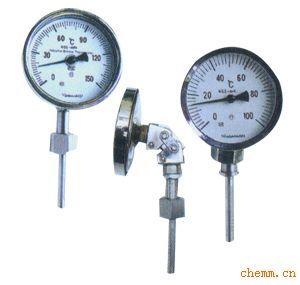 不锈钢双金属温度计|厂家|现货