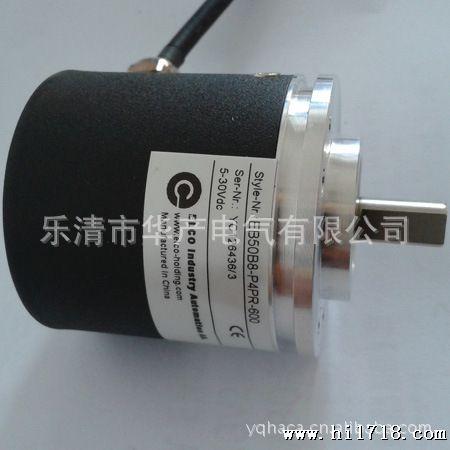 供应全新eb50a8-p4pr-500宜科elco旋转编码器,测速传感器