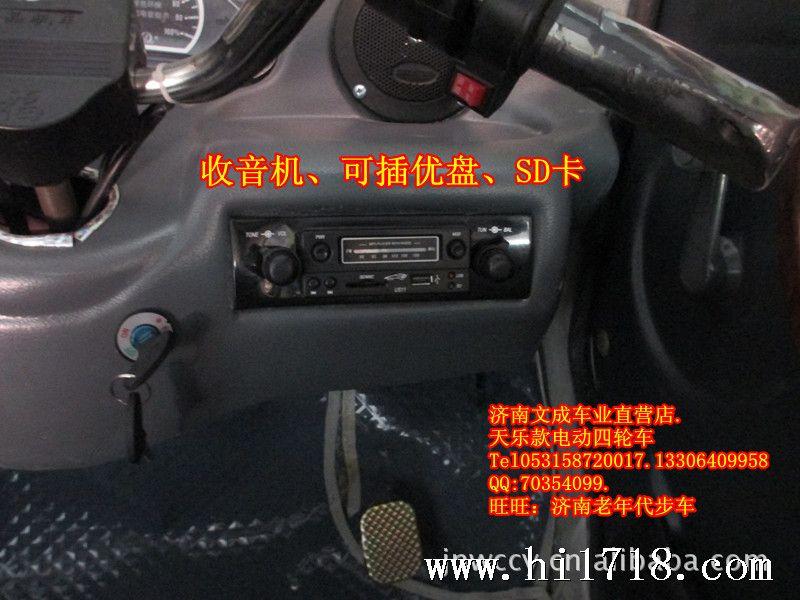 老年人电动代步车迷你全封闭电动车 图   顺阳电动迷你款老年高清图片
