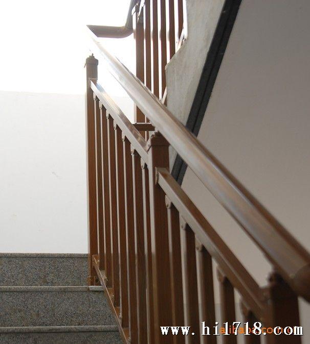 生产供应安装室内铝制楼梯扶手/护栏