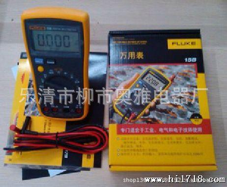 175数字万用表 真有效值电压和电流测量