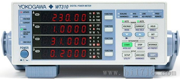 科瑞杰功率计WT310