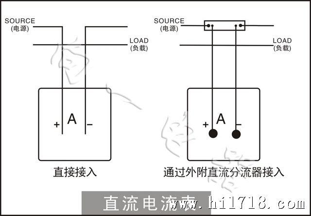 供应6c2-a安装式直流电流测量指针表 直流安培板表 80