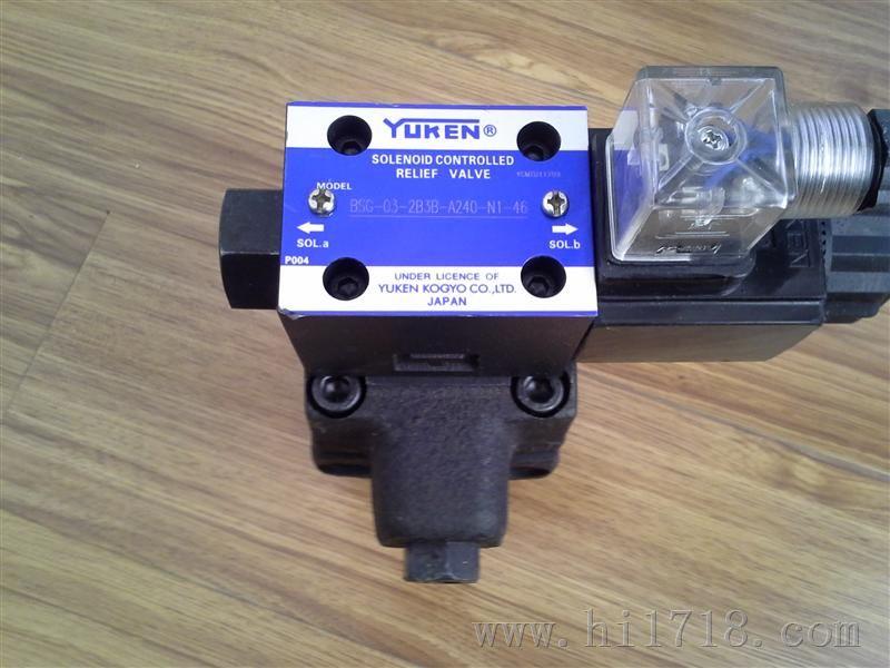 日本yuken电磁阀dsg-03-2b4a-a240-n1-50图片