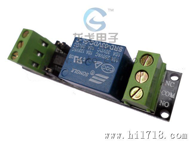 戈电子 ▋3V继电器隔离控制板 低压控制高压 继电器模块控制