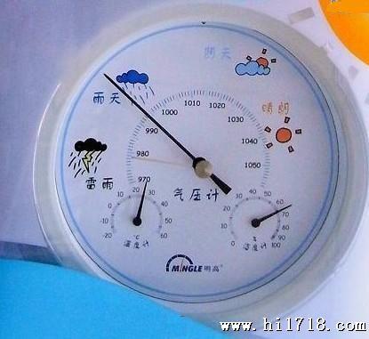 (1) 由于大气的重力所产生的压力作用在地球表面即为气压 (2) 海拔图片