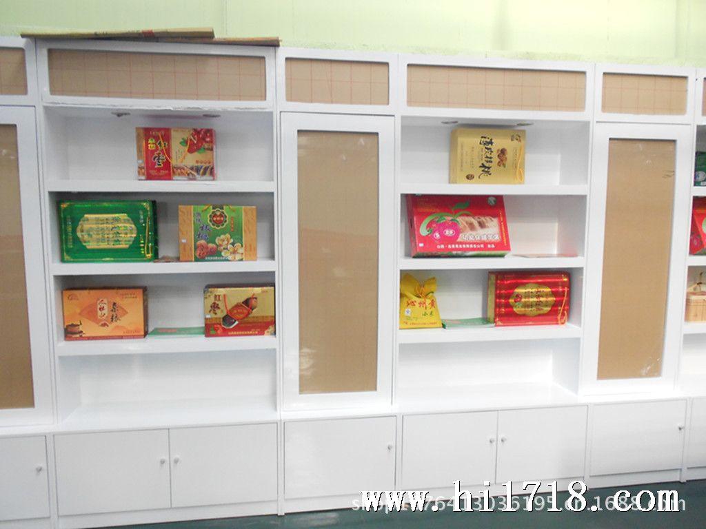 定做木质展柜 设计异形木柜 生产精品木柜子柜台