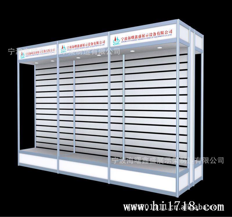 宁波展示架厂家专业设计定做各类型企业样品间展示架