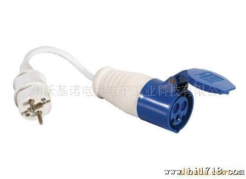 欧式工业插头连接器