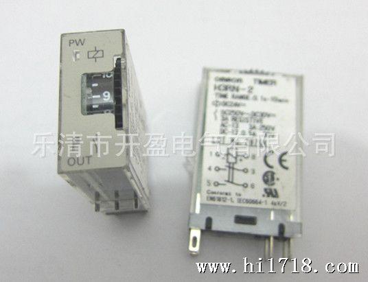 h3rn-2 24vdc 欧姆龙固态定时器(时间继电器)图片