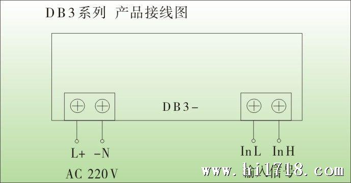 db3数显电流表,db3数显电压表厂家批发