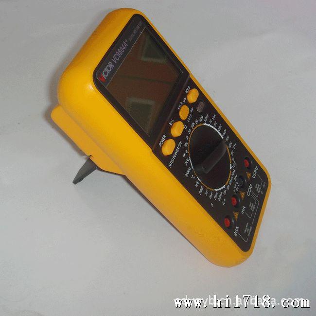 数字万用表(带温度频率测量)