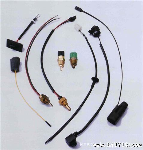汽车电容接线方法图解