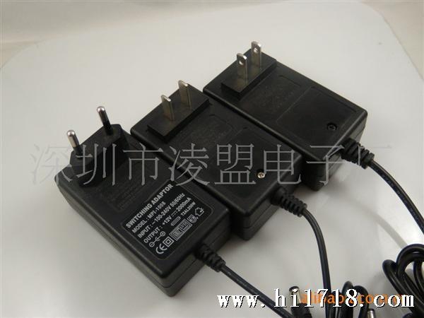 1.输入电压范围:AC 100-240V. 2.输入电压频率: 50-60Hz. 3.输出电压:DC 12V 4.接口输出:带线 (可根据客户需求订做DC头) 5.输出电压调整率: 5%. 6.额定输出电流:2000MA 7.输出纹波&噪音:100mVp-p. 8.工作效率:85-95%. 9.工作温度:0~+50. 10.储存温度:-20~+85. 可按客户要求订做各种规格型号适配器 公司生产开关电源、充电器,电源适配器已售全国各地,远销美国、加拿大、欧盟等地区,被广泛应用于手机,MP3/