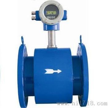 高压电磁流量计工作原理 高压电磁流量计选型