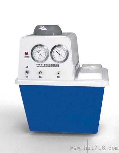 循环水式多用真空泵怎么使用