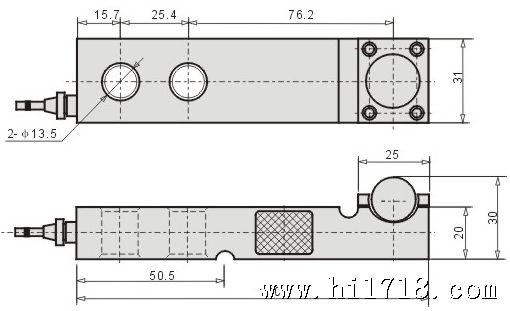 重传感器czl-808图片