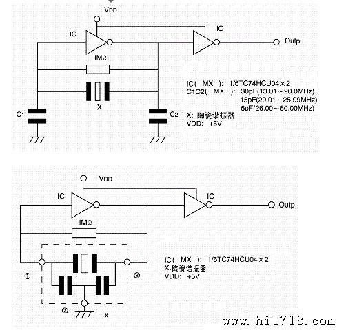 厂家供应片式高频谐振器zta/zttcw m型,压电陶瓷频率元件,陶振