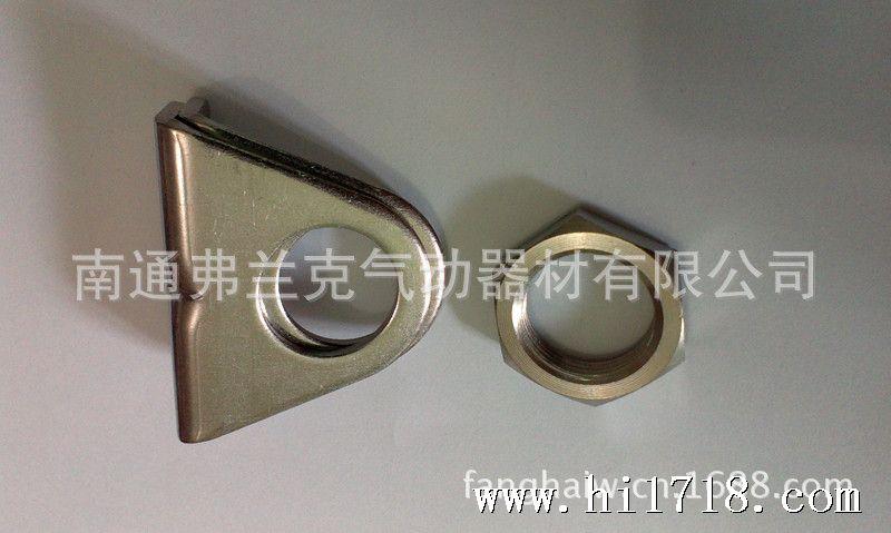 台湾亚德客气缸安装支架lb适用于ma20 25 mal20 25