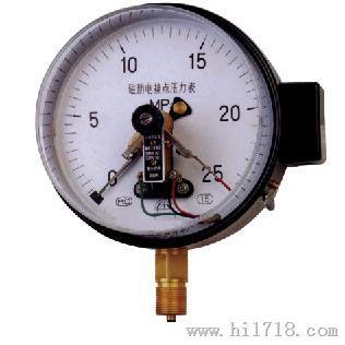 江苏磁助电接点压力表厂家/质量/价格