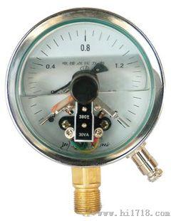金迪耐震电接点压力表质量 耐震电接点压力表厂家