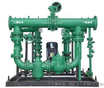供热站换热机组及高层直连供暖机组