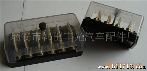 石英晶体器件 保险丝盒