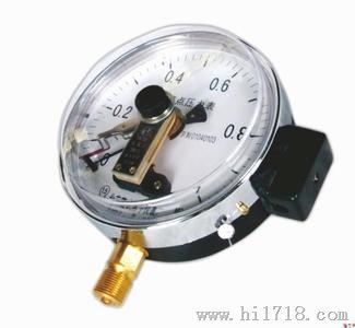 磁助电接点压力表厂家
